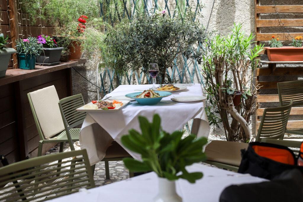Ta Kokoria-Traditonal Greek Taverna in Corfu Town